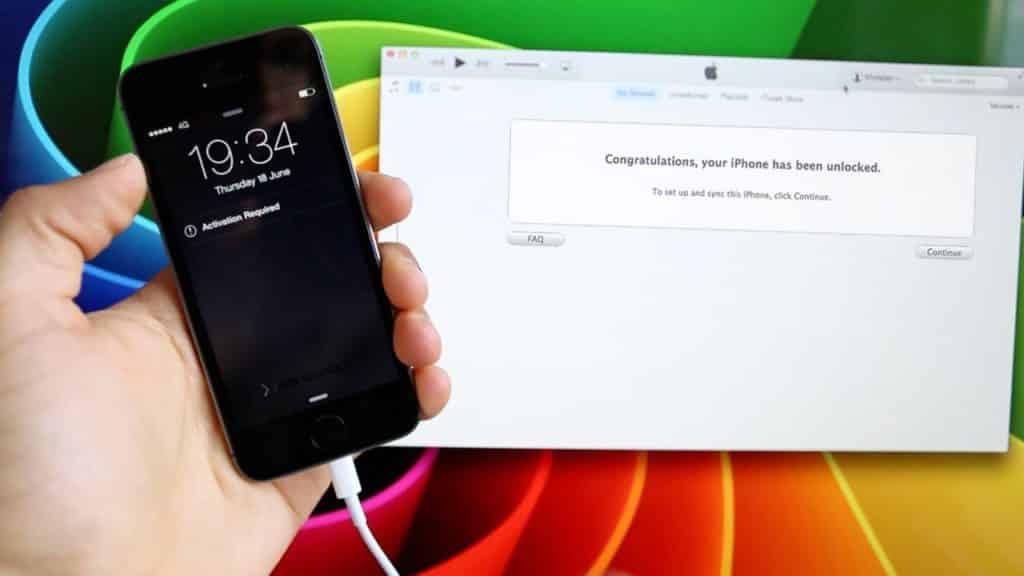 como desbloquear un iphone