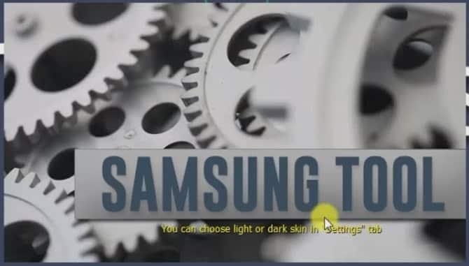 Samsung tool pro descargar