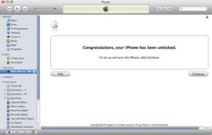 liberaicion de iphone